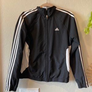 Women's Adidas Zip-Up Track Jacket